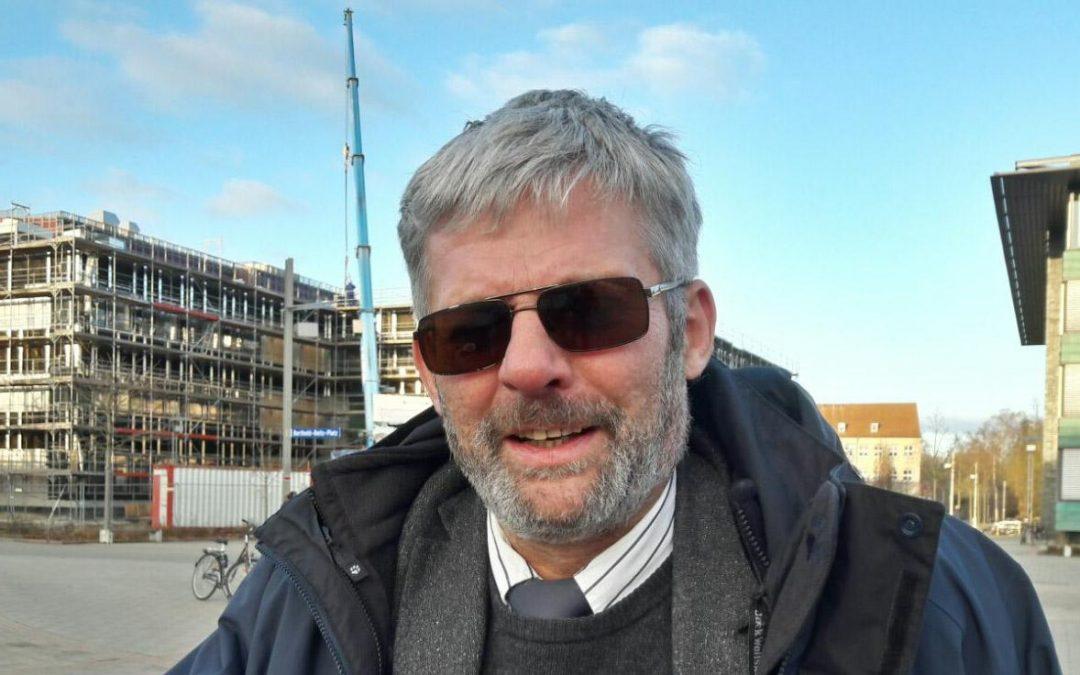 Interview mit dem leitenden Baudirektor a. D.  und Freundeskreismitglied Uwe Sander