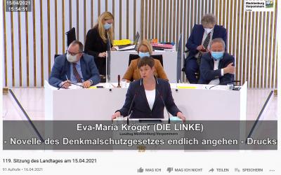 Tag des Kulturerbes in Europa – keine gute Zeit für Denkmäler in Mecklenburg-Vorpommern